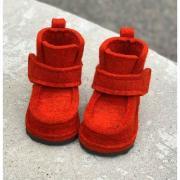 Маква-Обувь Валенки детские на липучке