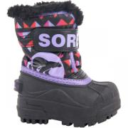 Сапоги SOREL TODDLER SNOW COMMANDER PRINT