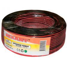Кабель аудио REXANT Кабель акустический 2х0.5 мм2 100м (красно-черный) (01-6103-3) – фото 1