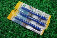 Детектор банкнот ручка-карандаш для определения подлинности купюр 3 штуки