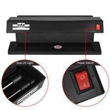 Портативный ультрафиолетовый детектор фальшивых купюр – фото 1