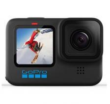 Экшн-камера GoPro HERO10 Black Edition (CHDHX-101-RW) черный