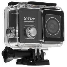 Экшн-камера X-TRY XTC501 GIMBAL REAL 4K/60FPS WDR WiFi AUTOKIT