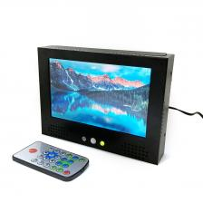 """Антивандальная цифровая фото рамка 7"""" LCD, Display, FRO700 / антивандальный рекламный монитор"""