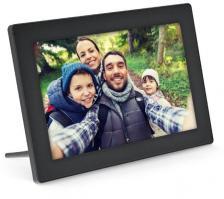 """InLine 55821S цифровая фоторамка Черный 25,6 cm (10.1"""") Сенсорный экран Wi-Fi"""