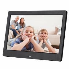 EstgoSZ 10-дюймовый светодиодный экран цифровая фоторамка HD1024 * 600 многофункциональный музыкальный фильм фото видео дисплей домашний электронный фотоальбом – фото 3