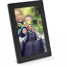 """InLine 55821S цифровая фоторамка Черный 25,6 cm (10.1"""") Сенсорный экран Wi-Fi – фото 1"""