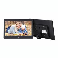 EstgoSZ 10-дюймовый светодиодный экран цифровая фоторамка HD1024 * 600 многофункциональный музыкальный фильм фото видео дисплей домашний электронный фотоальбом