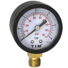Манометр давления воды Р1