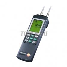 Testo 521-2 - Дифференциальный манометр (Модификация: C поверкой)