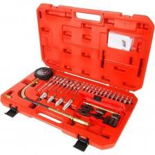 Компрессометр для дизельных двигателей с набором адаптеров jtc 4302