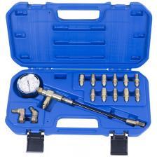 МАСТАК Манометр для измерения давления в тормозных системах, 14 предметов 120-50024C