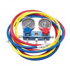 Двухвентильный манометрический коллектор aist 19199010 00-00013443