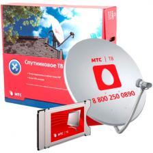 Комплект спутникового ТВ МТС №92