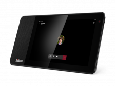 VoIP телефоны Терминал видеоконференцсвязи Lenovo ThinkSmart View ZA690028RU – фото 1