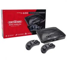 Игровая приставка Retro Genesis Remix Wireless (8+16Bit) + 600 игр
