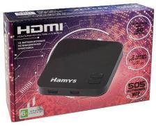 Игровая Консоль Hamy 5 HDMI 16 Bit 8 Black +505 игр