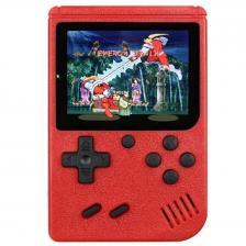 Портативная консоль QVATRA Game Box Plus 400 in 1 Red