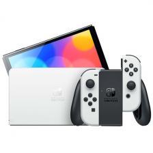 Игровая консоль Nintendo OLED White