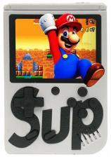Портативная игровая приставка SUP Game Box 400 in 1 Белый