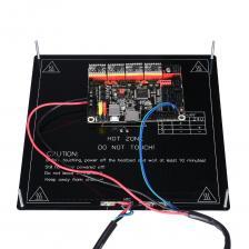 32-разрядная материнская плата BIGTREETECH SKR V1.3 + экструдер BMG + платформа Ultrabase с подогревом + SPI TMC2130 для 3D-принтера – фото 2