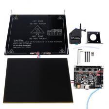 32-разрядная материнская плата BIGTREETECH SKR V1.3 + экструдер BMG + платформа Ultrabase с подогревом + SPI TMC2130 для 3D-принтера