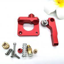 2 SET 3D Принтер Аксессуары для принтера: 1 Набор экструдеров для подачи привода MK8 и 1 шт. Prusa I3 Anet Ant Anet Anter Metal X Перевозка с держателем ремня – фото 2