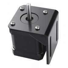 3 Pack Nema 17 Шаговый двигатель с 1М 4-контактным кабелем и разъемом и 3 комплект для монтажного кронштейна для 3D для 3D-принтера / ЧПУ – фото 3