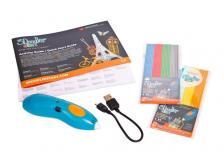 3D ручка 3Doodler базовый набор (3DS-ESST-TNG-R-17) – фото 3