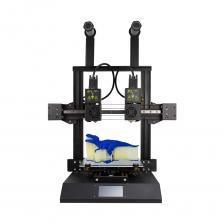 TENLOG Hands 2 FDM 3D-принтер Набор Размер отпечатка 220 * 220 * 250 мм с двойным экструдером Nozzl / мощной материнской платой / модульной системой Xaxis / д – фото 1