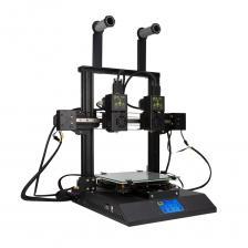 TENLOG Hands 2 FDM 3D-принтер Набор Размер отпечатка 220 * 220 * 250 мм с двойным экструдером Nozzl / мощной материнской платой / модульной системой Xaxis / д – фото 4