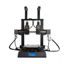 TENLOG Hands 2 FDM 3D-принтер Набор Размер отпечатка 220 * 220 * 250 мм с двойным экструдером Nozzl / мощной материнской платой / модульной системой Xaxis / д – фото 2