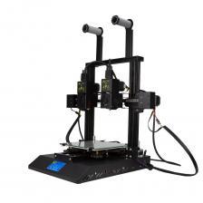 TENLOG Hands 2 FDM 3D-принтер Набор Размер отпечатка 220 * 220 * 250 мм с двойным экструдером Nozzl / мощной материнской платой / модульной системой Xaxis / д – фото 3