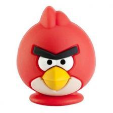 Флеш-накопитель Emtec A100 Angry Birds Red Bird 8Gb красная флешка