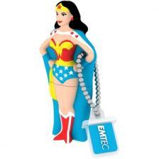 Флеш-накопитель Emtec Wonderwoman 8Gb Чудо-женщина EKMMD8GSH101