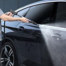 Автомобильная мойка высокого давления длина шланга 10 м Xiaomi Baseus Multi-Function High Pressure Car Washing Machine (CRXCJ) максимальная комплектация – фото 4