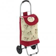 Тележка с сумкой рыжий кот wr3031 прогулка 20 кг 093587