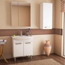 Мебель для ванной Dreja Alda 65 с двумя дверцами