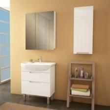 Мебель для ванной Dreja David 65 с двумя ящиками