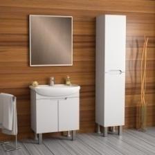 Мебель для ванной Dreja David 65 с двумя дверцами