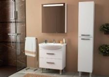 Мебель для ванной Dreja Alda 65 с двумя ящиками