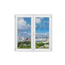Двустворчатое окно Rehau Grazio правое – фото 1