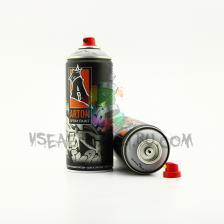 """A942 Граффити Грунт универсальный """"Arton"""" цвет Серый (Universal Primer Grey) аэрозольный, 520 мл """"Артон"""""""