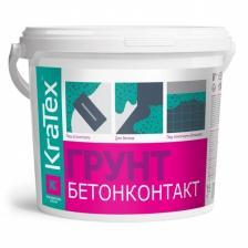 Грунтовка Бетонконтакт KRATEX 15 кг