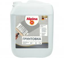 Грунтовка Alpina Грунт Универсальная 2.5 л
