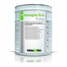 Грунтовка для плотных впитывающих и невпитывающих оснований Kerakoll Keragrip Eco Pulep, эко-совместимая, 10 л