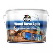 Грунтовка деревозащитная Dufa Wood Base Aqua / Дюфа Вуд Бейс Аква