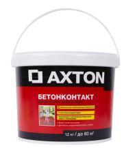 Грунтовка АСТОН увеличит сцепление невпитывающих поверхностей- бетона, плитки или эмали 12 кг
