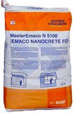 MasterEmaco N 5100 \ Мастер Эмако Н 5100 (EMACO Nanocrete FC \ Эмако Нанокрит ФЦ)
