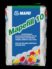 MAPEFILL 10, быстротвердеющая бетонная смесь наливного типа до 100 мм, 25 кг